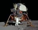 Apolo 11 lunar module - Eagle (courtesy of NASA)