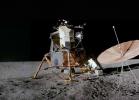 Apollo 12 lunar module (courtesy of NASA)