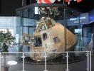 Apollo 16 lunar module post flight (courtesy of NASA)